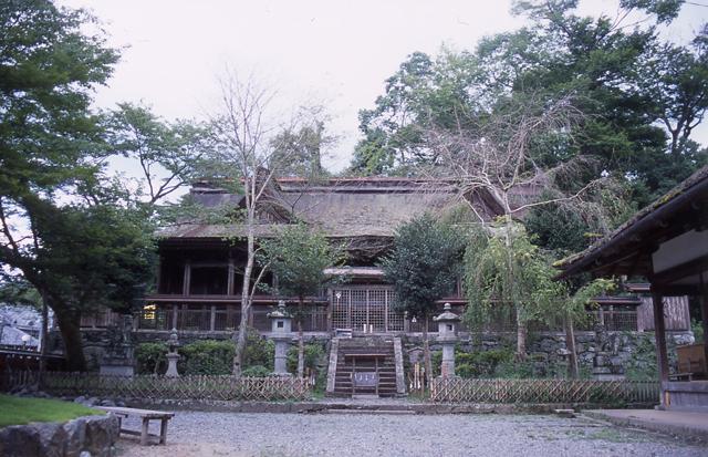 勝手神社(かってじんじゃ)