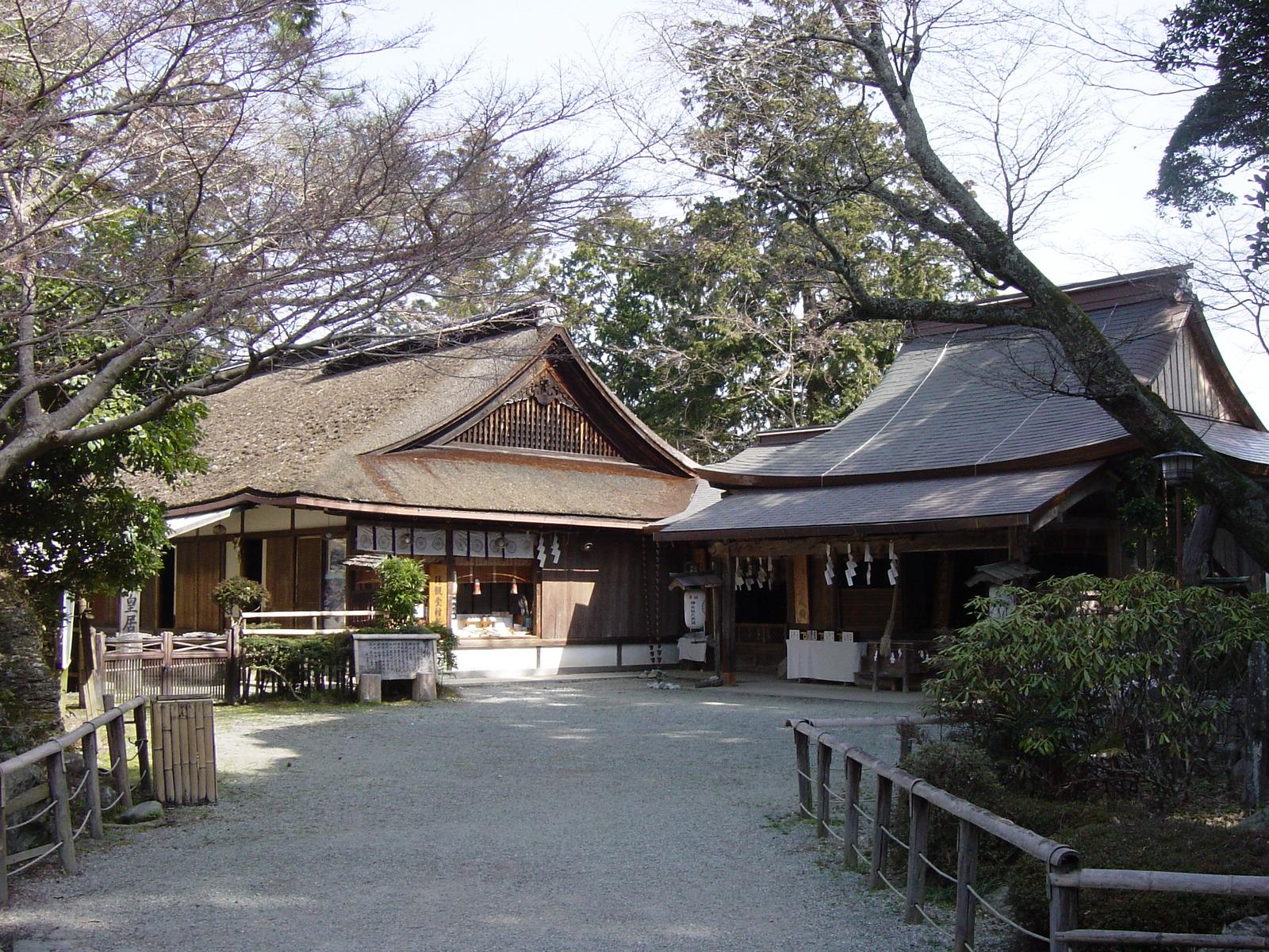 吉水神社(書院・重文)(よしみずじんじゃ)